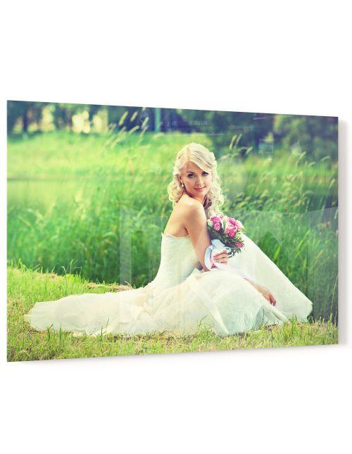 Personalised Photo Panel - 5mm Acrylic - 600x400mm