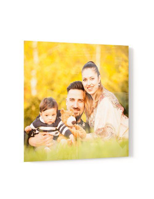 Personalised Photo Panel - 5mm Acrylic - 203x203mm