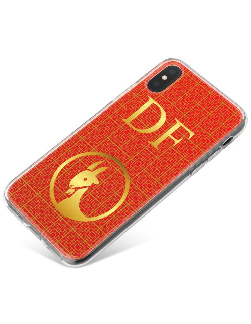 Chinese Zodiac- Year of the Goat phone case available for all major manufacturers including Apple, Samsung & Sony