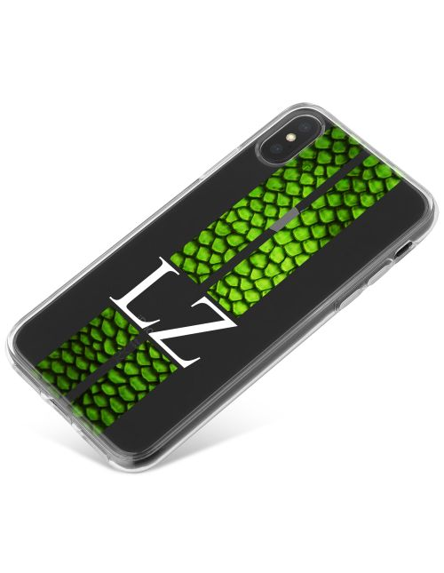 Racing Stripes - Lizard phone case available for all major manufacturers including Apple, Samsung & Sony