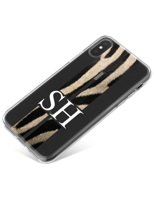 Racing Stripes - Zebra phone case available for all major manufacturers including Apple, Samsung & Sony