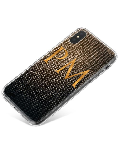 Snake Skin phone case available for all major manufacturers including Apple, Samsung & Sony