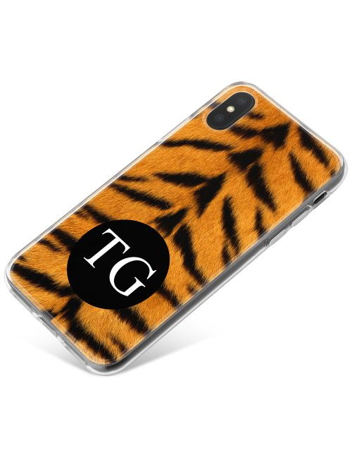Tiger Print - Original phone case available for all major manufacturers including Apple, Samsung & Sony