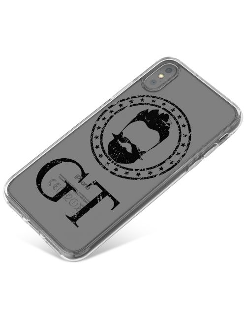 Full Hipster Beard phone case available for all major manufacturers including Apple, Samsung & Sony