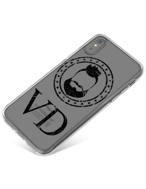 Full Pirate Hipster Beard phone case available for all major manufacturers including Apple, Samsung & Sony