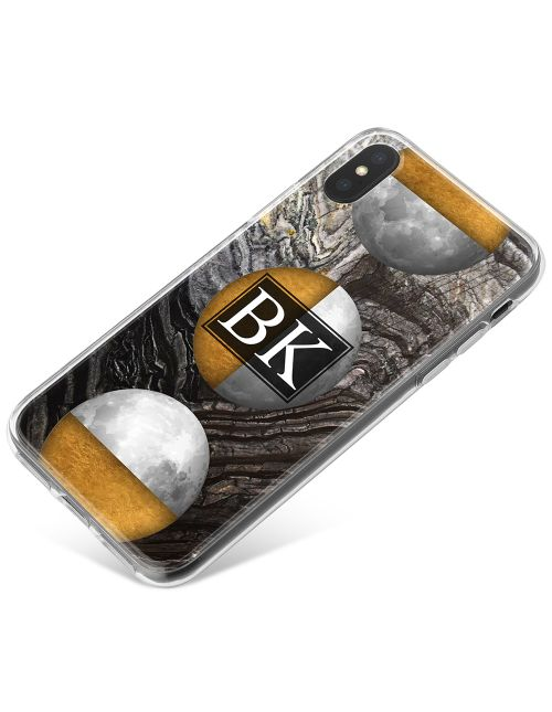 Golden Moon phone case available for all major manufacturers including Apple, Samsung & Sony