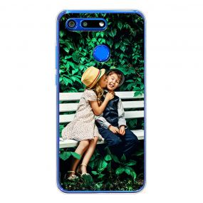 Personalised photo phone case for the Honor View 20