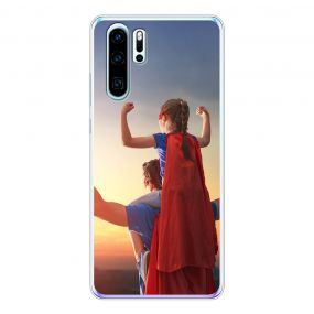 Personalised photo phone case for the Huawei P30 Pro