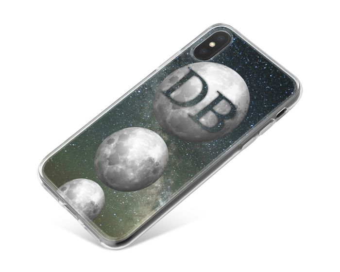 The Moon And The Milky Way phone case available for all major manufacturers including Apple, Samsung & Sony