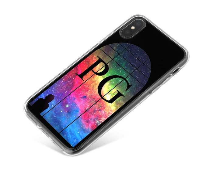 Window Looking Out On A Rainow Galaxy phone case available for all major manufacturers including Apple, Samsung & Sony