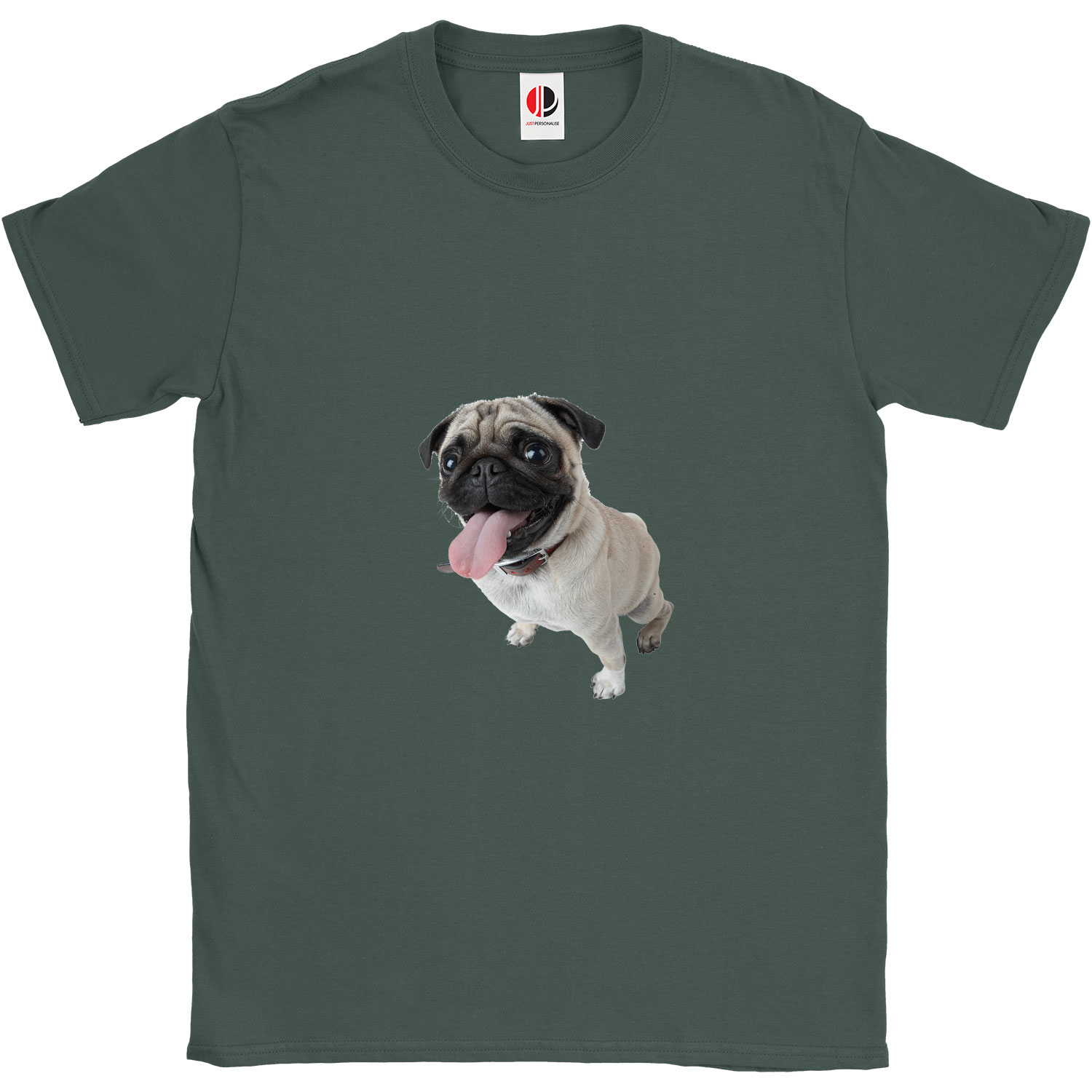 Kid's Green T-Shirt (9-11 Years Old)
