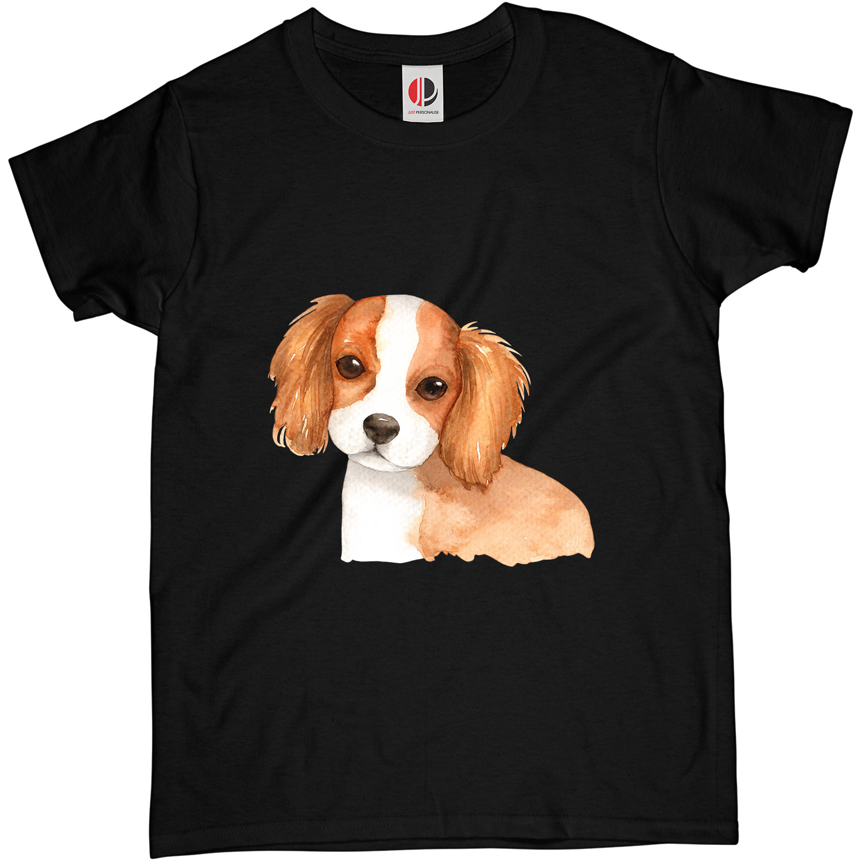 Women's Black T-Shirt (Small)