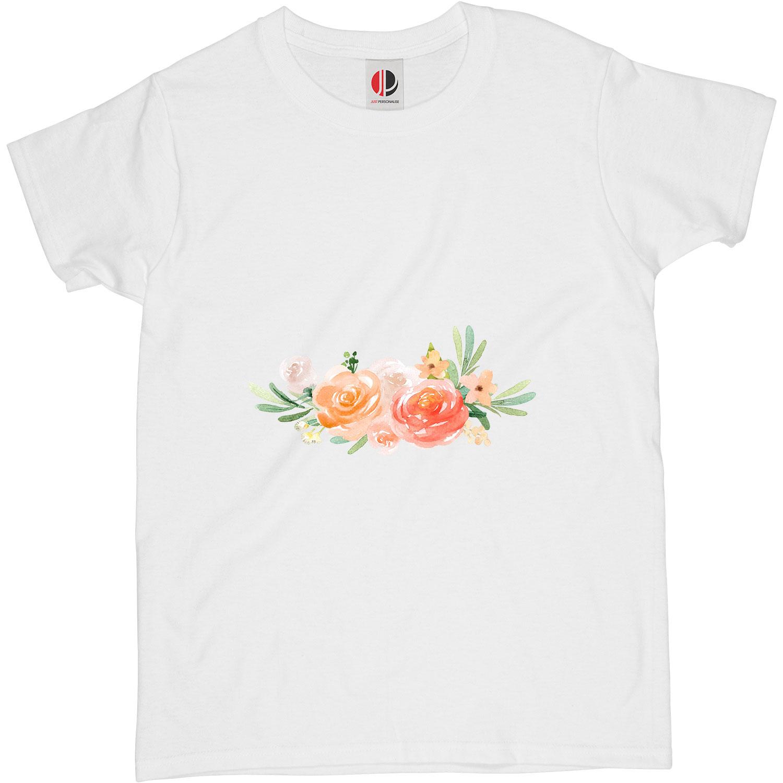 Women's White T-Shirt (Small)