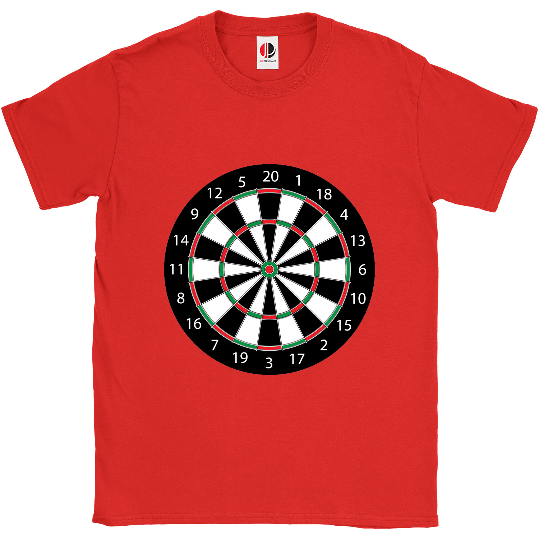 Men's Red T-Shirt (Medium)