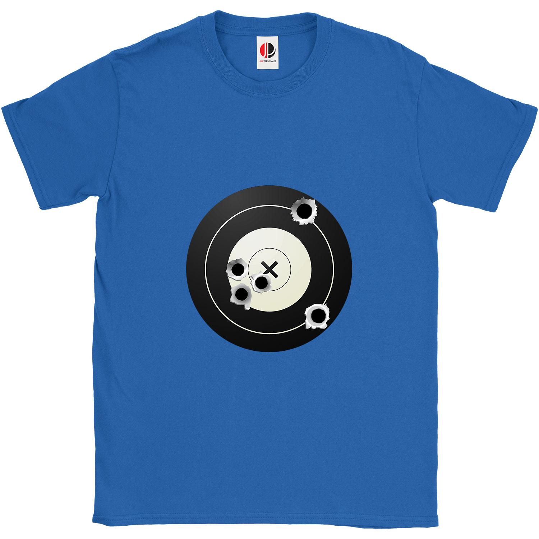 Men's Royal Blue T-Shirt (Medium)