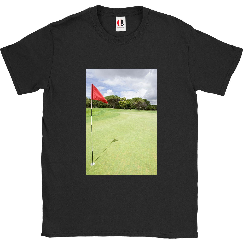 Men's Black T-Shirt (XLarge)