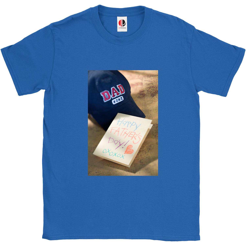 Men's Royal Blue T-Shirt (XLarge)