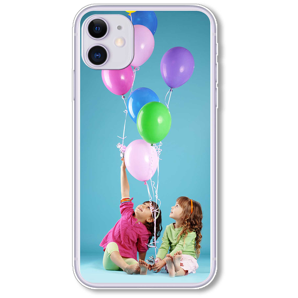 Personalised photo phone case for the Apple iPhone 11